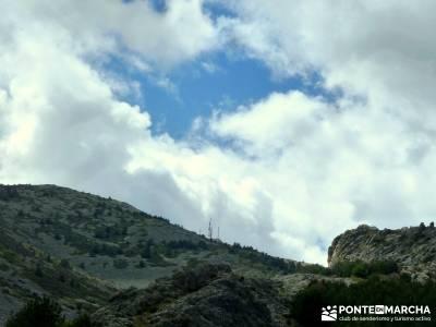 Sierra Alto Rey - Peña Mediodía; excursiones montaña madrid; grupos de senderismo;pueblos de espa